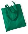 Groene boodschappentas