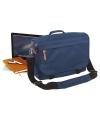 Schooltas voor laptop navy blauw