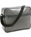 Modieuze schoudertassen grijs