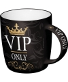 Koffie mok VIP 33 cl