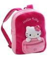 Roze pluche kindertas van Hello Kitty