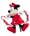 Pluche Minnie Mouse rugtasjes