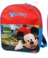 Rode Mickey rugzakje