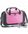 Quadra reistas roze met zwart 30 Liter