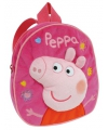 Roze kindertasje van Peppa Big